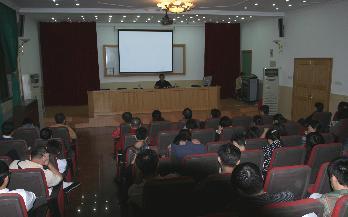 翠园中学 初中部 举行健康教育讲座图片